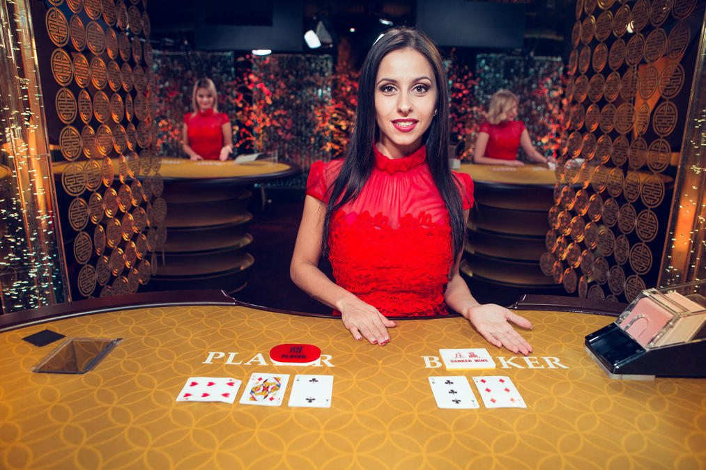 Evolution Gaming Live Baccarat Squeeze