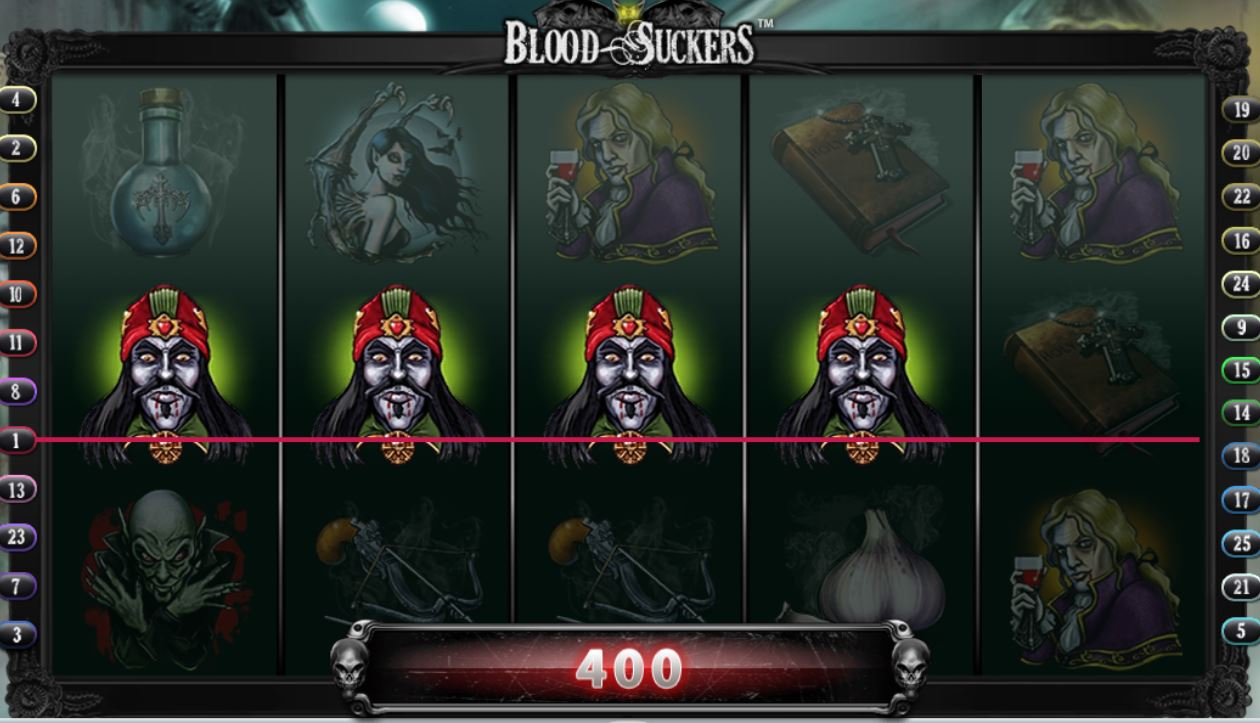 Bloodsuckers High Stakes