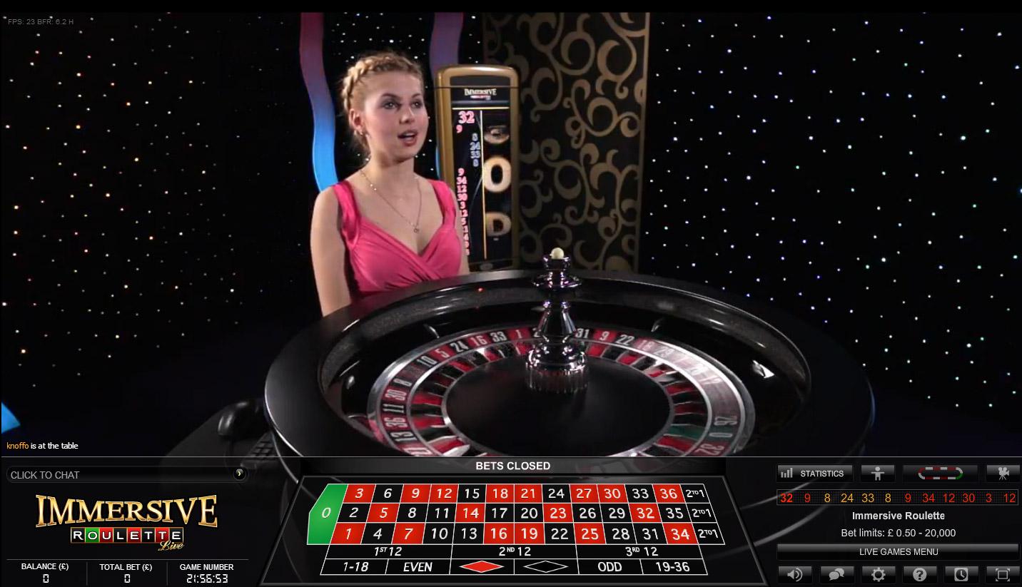 Rizk Online Casino Evolution Live Roulette Kampanje