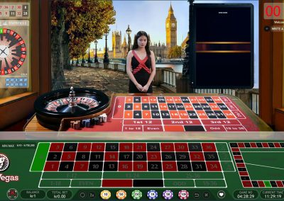 Extreme Live Gaming Roulette - Live Casino