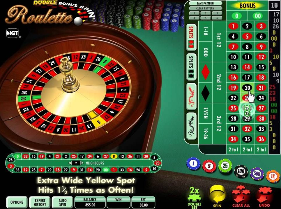 Play roulette online free no limit
