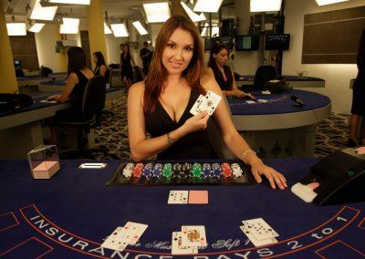 Playtech Live Casino Female Dealer 2