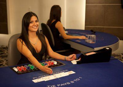 Playtech Live Casino Female Dealer