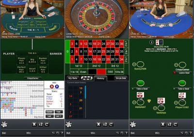 Live Dealer Multi Game