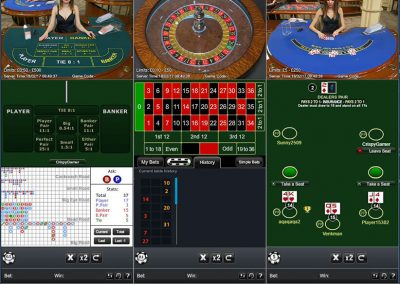 Live Dealer Multi Game