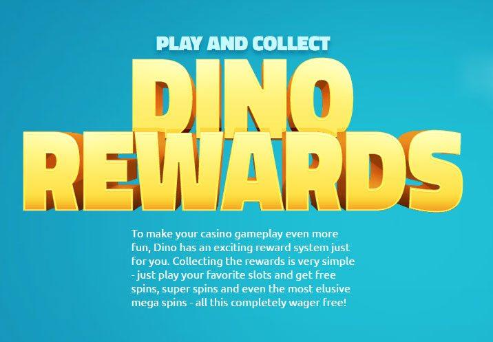 Luckydino Rewards