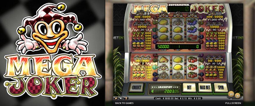 Mega Joker 99% RTP