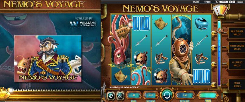 Nemos Voyage 99% RTP