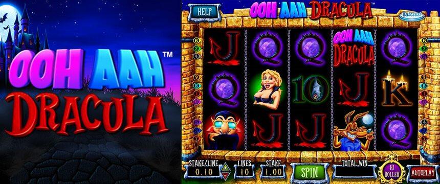 Ooh Aah Dracula 99% RTP