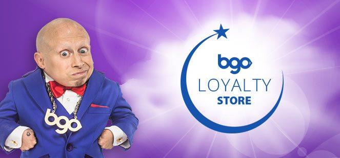 Bgo loyalty store