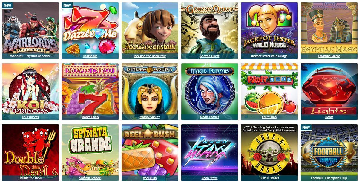 Prime Slots Casino Slots