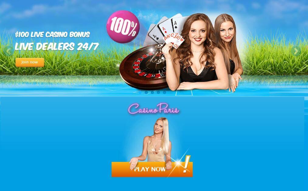 Vera&John only has Evolution as a Live Casino provider