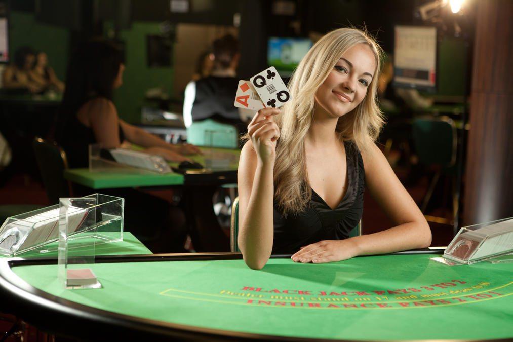 Blackjack best odds table game