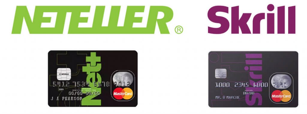 Withdraw your winnings with Neteller or Skill E-wallest (Instant withdrawal)