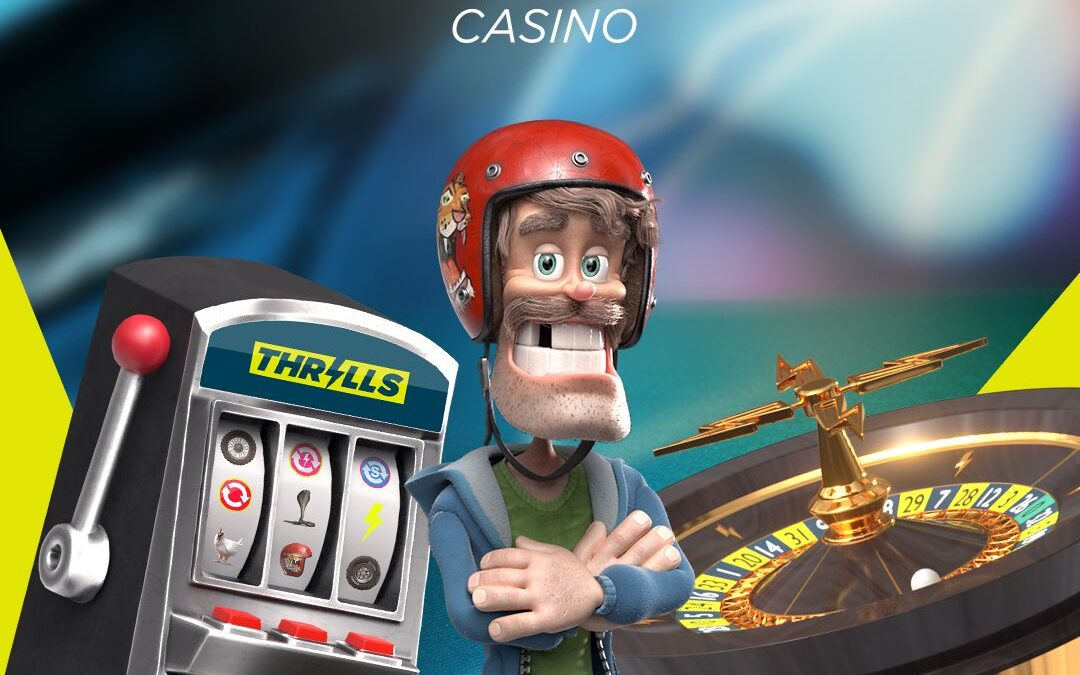 Thrills Casino Updates Their Welcome Bonus