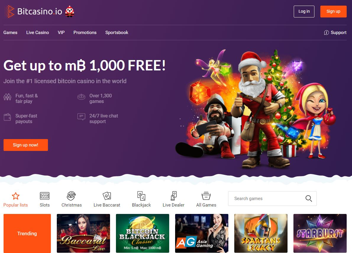 Bitcasino crypto casino