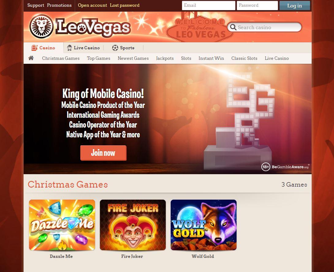 "Leo Vegas Casino won ""Online Casino Operator of the Year "" during the International Gaming Awards 2017 (IGA)"