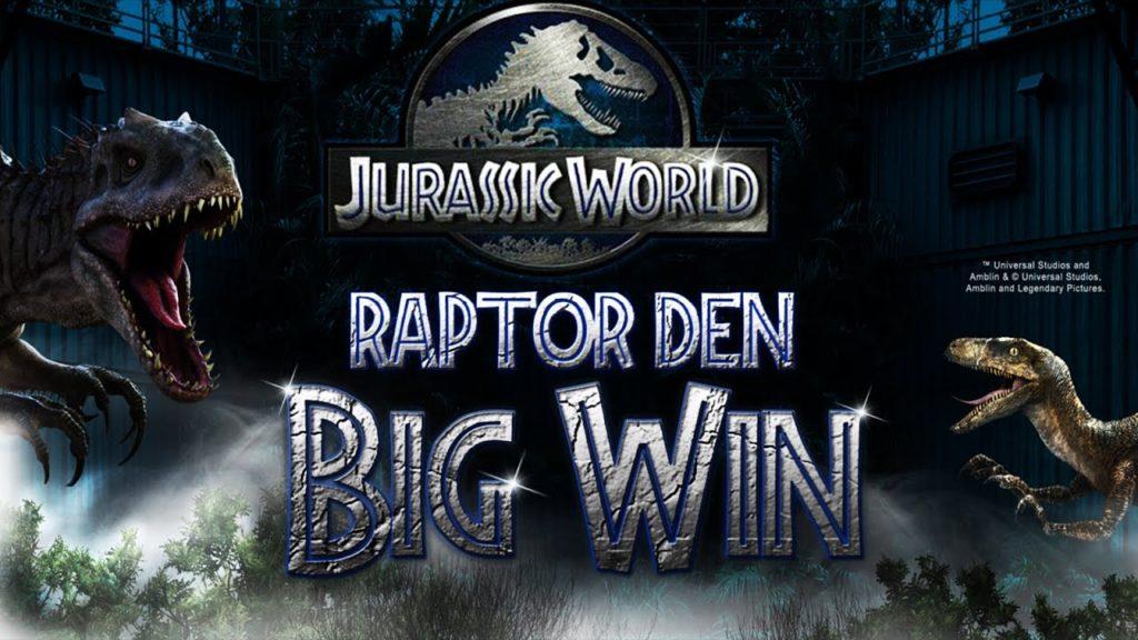 Raptor Den Feature
