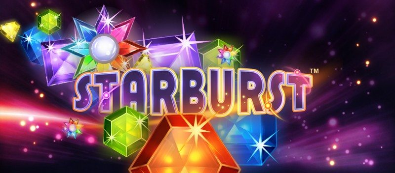 Starburst Video Slot Free Bonus