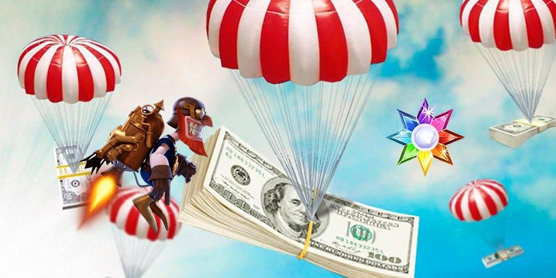 Parachute bonuses explained
