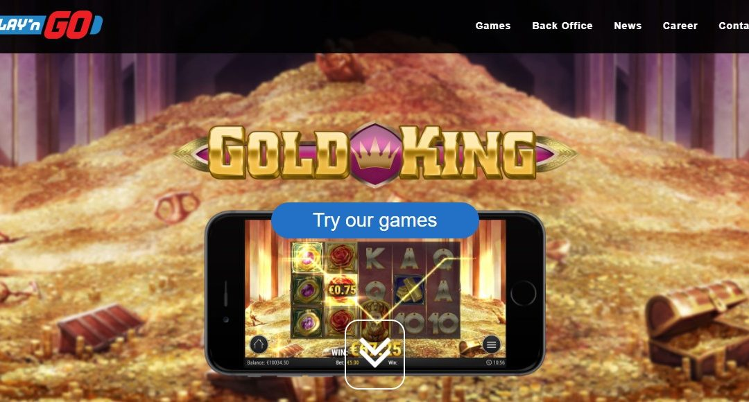 Play'n Go Release New Slot – The Gold King Midas is Ready to Share His Riches With You