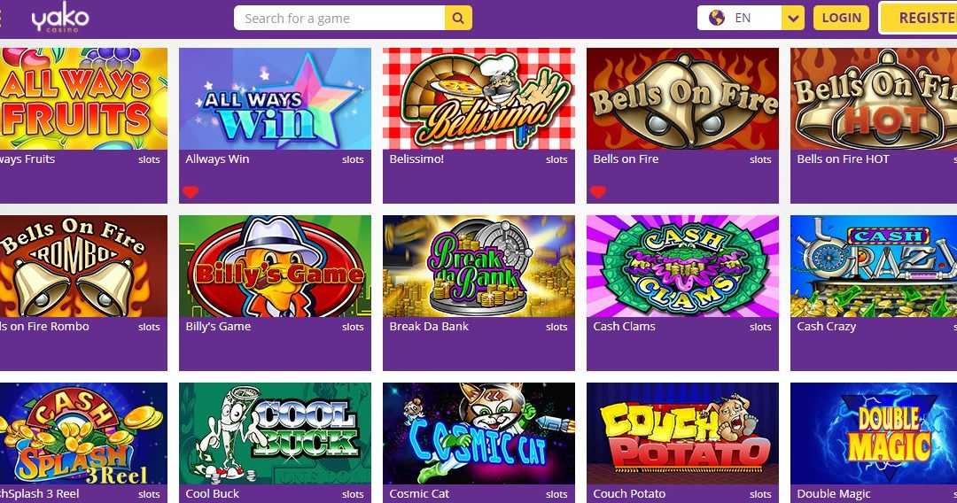 How to Identify the Top Casino Slot Games