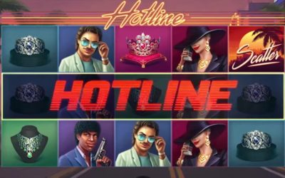 Things are Heating Up with NetEnt's Latest Slot Release 'Hotline'