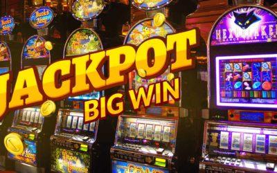 Top Online Casinos offering big Jackpots